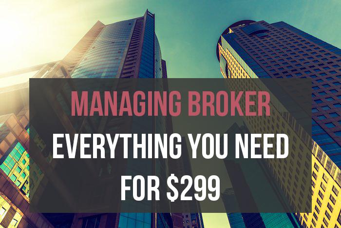 Managing Broker