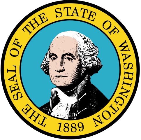 Seal of Whashington